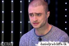 Daniel Radcliffe on Extra