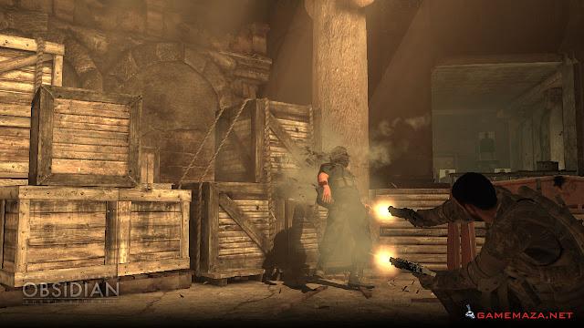 Alpha Protocol Gameplay Screenshot 4