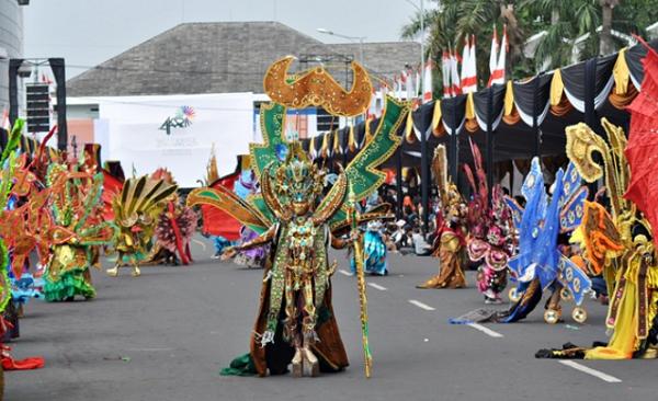 Karnaval Batik Solo, Surakarta