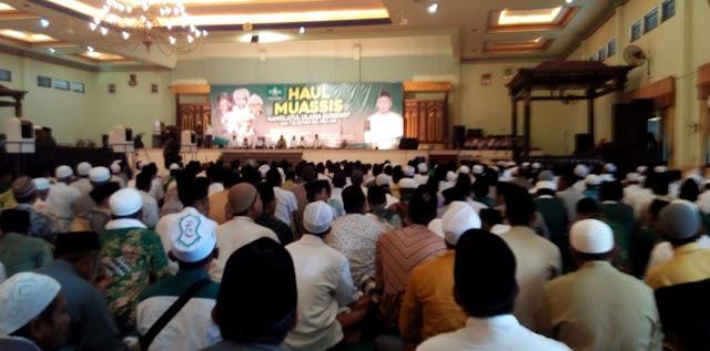 KH Marzuki Mustamar : Kalau Ada Warga NU Mendukung Calon yang Didukung Wahabi Berarti Dihatinya Bukan NU