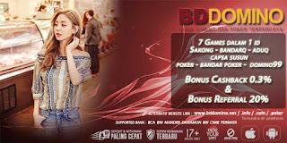 Double Cashback Judi Bandar Poker Online