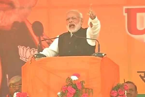 आज PM MODI करेंगे एक तीर से दो शिकार, विरोधियों पर वार