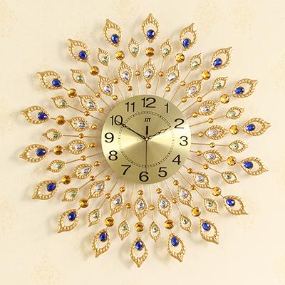 Đồng hồ trang trí treo tường Deco DHNL324