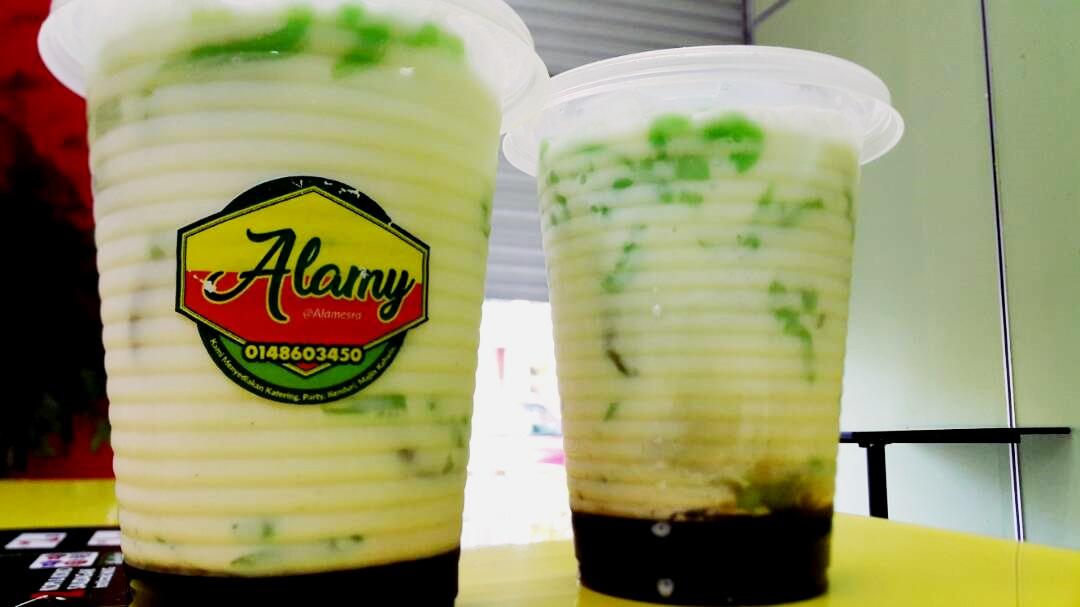 Cendol Alamy Cafe, Alam Mesra Kota Kinabalu