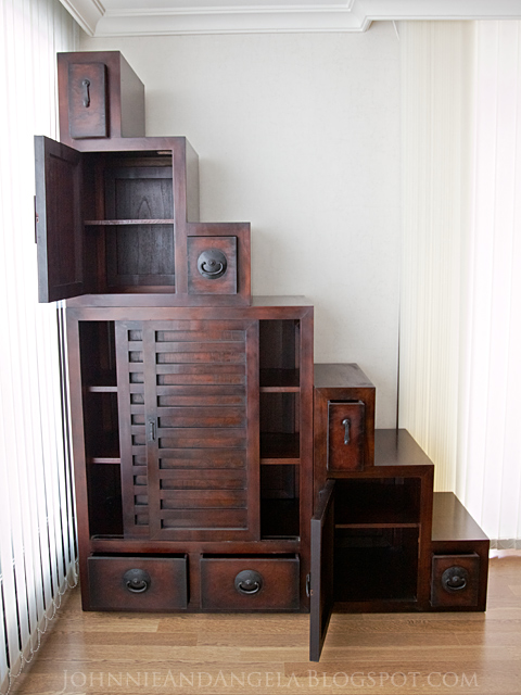 The Cabinet Is Actually Made Up Of Three Pieces. The Front And The Back Of  The Cabinet Are Identical. The Drawers Can Be Pushed Or Pulled Through  Either ...