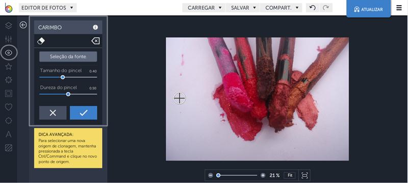 Como editar fotos para o blog e instagram