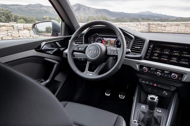 novo Audi A1 2019