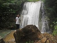 rute ke air terjun grojogan sewu kulonprogo Yogyakarta, surga tersembunyi di tengah perbukitan