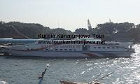 kapal express bahari jepara karimunjawa