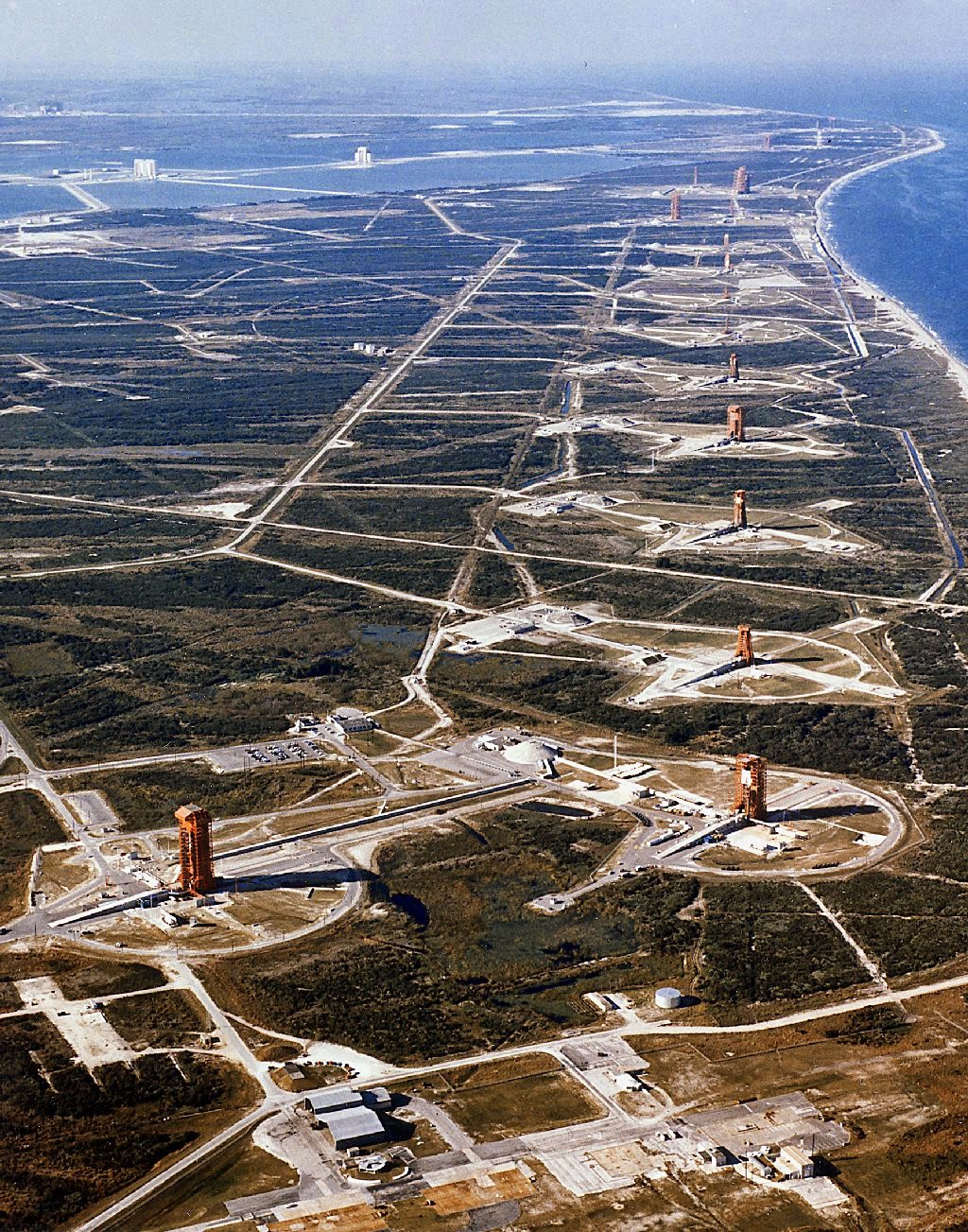 Ultimate Collection Of Rare Historical Photos. A Big Piece Of History (200 Pictures) - Cape Canaveral Air Force Station