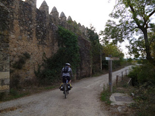 Camino de L'Espluga de Francolí