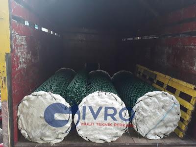 Kawat Harmonika PVC Murah Hubungi Derry : 081807075481(WA) - 081212533385