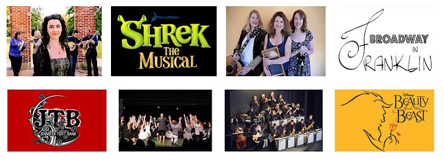 Shrek the Musical and RUNA are just two of the many performances available in March here in Franklin!