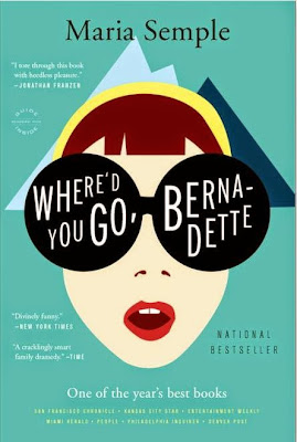 Where'd You Go, Bernadette by Maria Semple - book cover