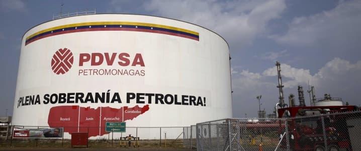 Naftos pramonė Venesueloje