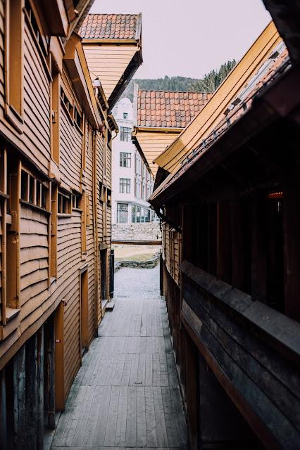 Bryggen i Bergen | odwiedziny