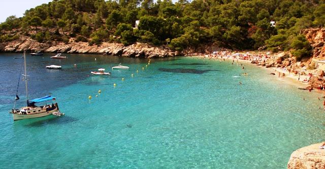 Praias em Ibiza