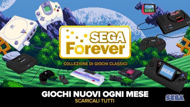 SEGA-Forever-giochi-gratis-Android-iOS