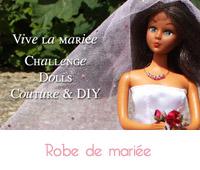 robe de marié barbie