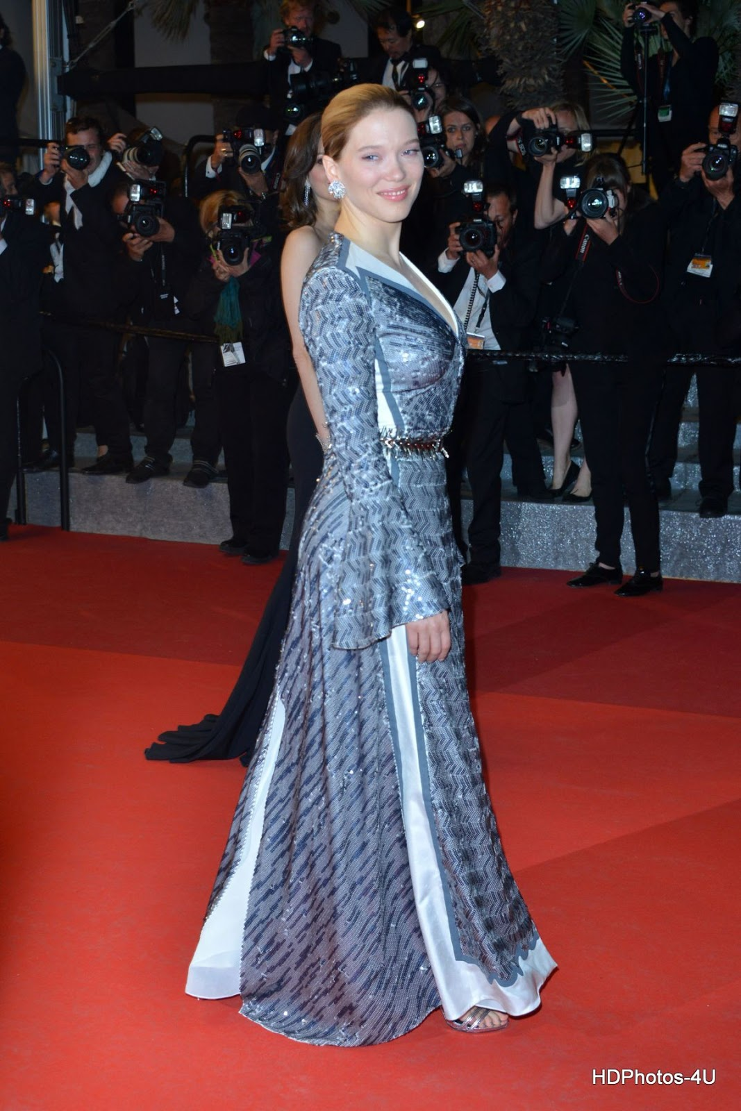 HQ Photos of Lea Seydoux At It S Only The End Of The World Premiere At 69th Annual Cannes Film Festival