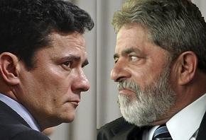 Moro é chamado de 'incapaz' na página oficial de Lula no Facebook