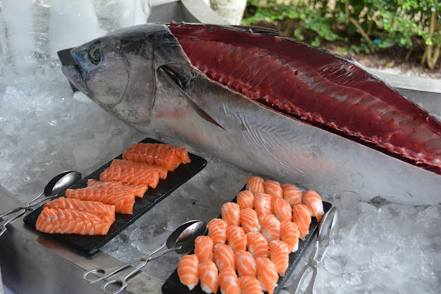 Indigo Pearl Phuket brunch