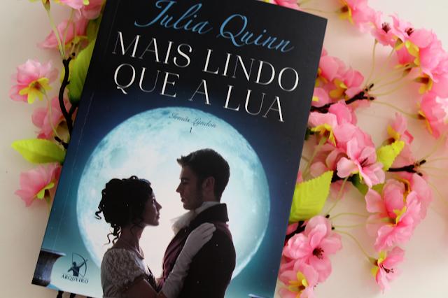 Mais Lindo Que a Lua - Irmãs Lyndon #01 - Julia Quinn