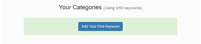 Add Keyword