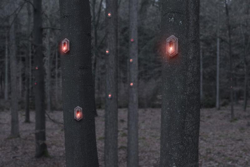 pixi-07 Pixi: Light Installation by WERC Design