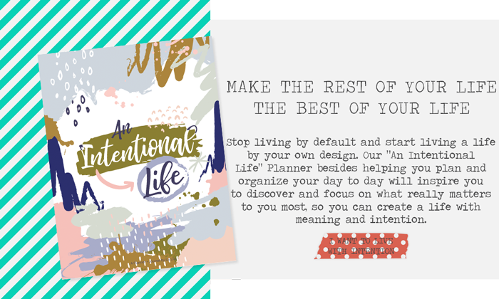 Free printable agenda journal, purposeful living, why, values, intention, wellbeing, mind, body, spirit, planning