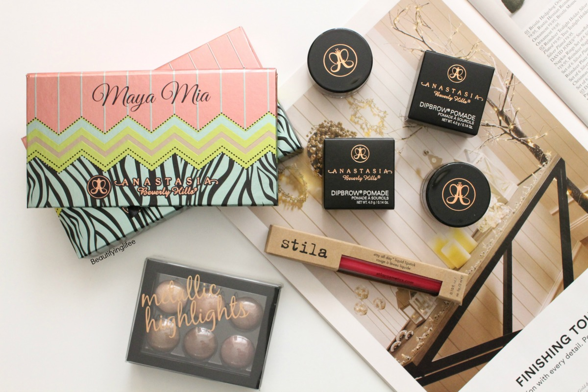 Haul Urban Outfitters Makeup Beautifying Life