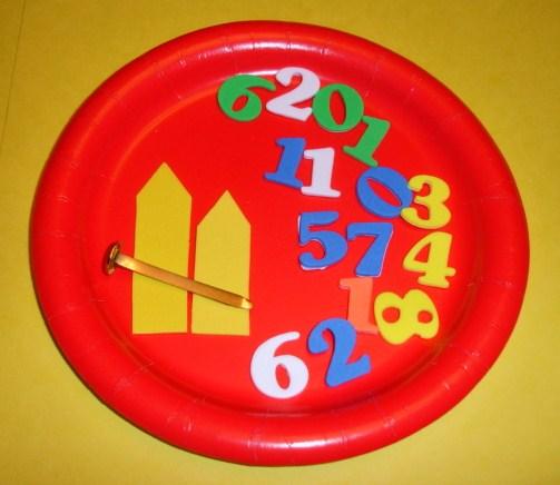Craft Supplies Clock Hands