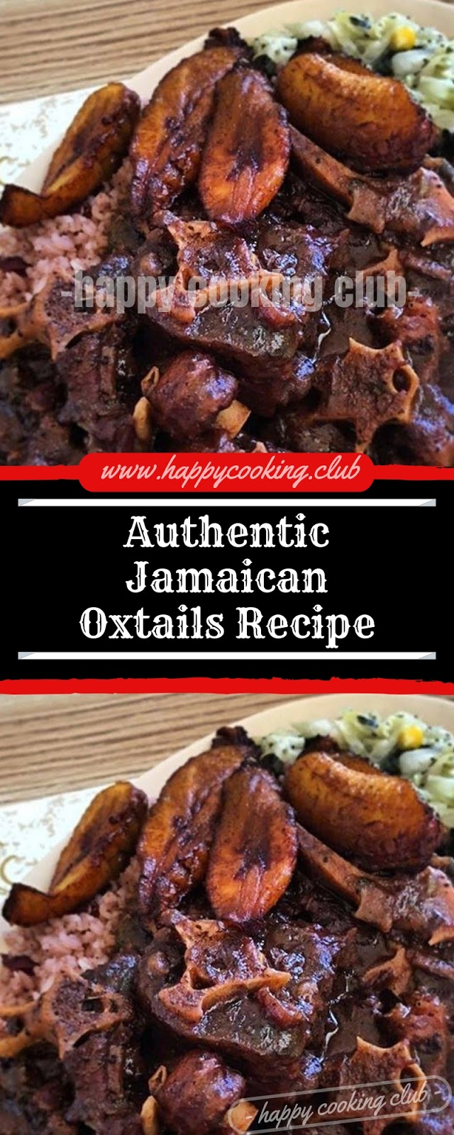 Authentic Jamaican Oxtails Recipe