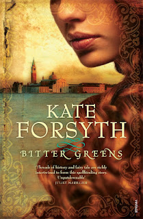 Bitter Greens by Kate Forsyth book cover