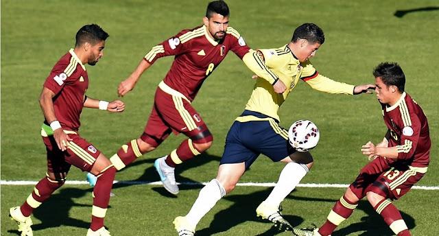 Venezuela ya tiene a sus 23 jugadores para la Copa América Centenario 2016