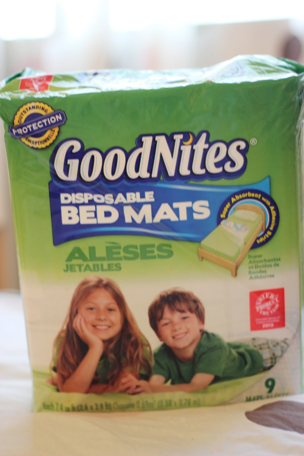 GoodNites®, #GNLightsOut, AD
