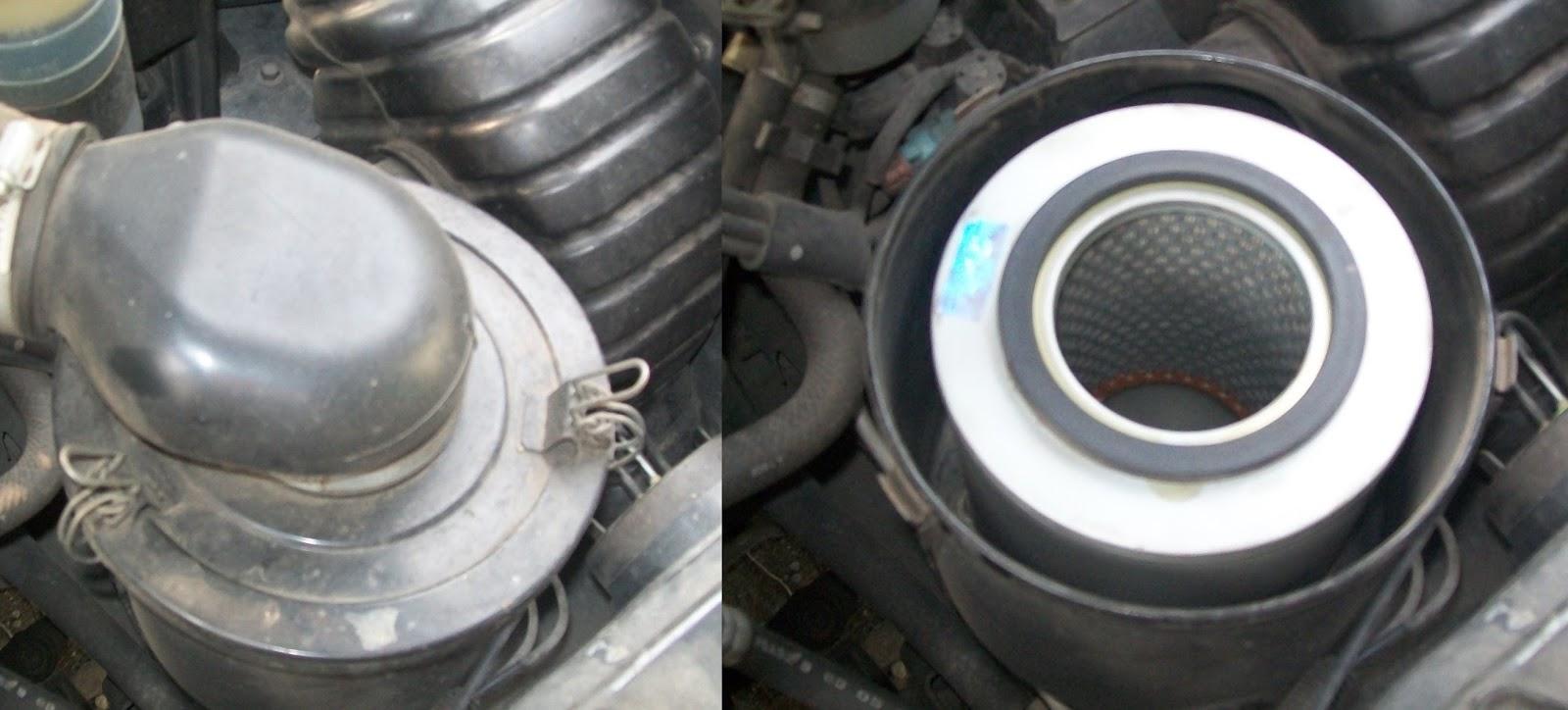 saringan udara / filter udara dan cara membersihkan | automotif