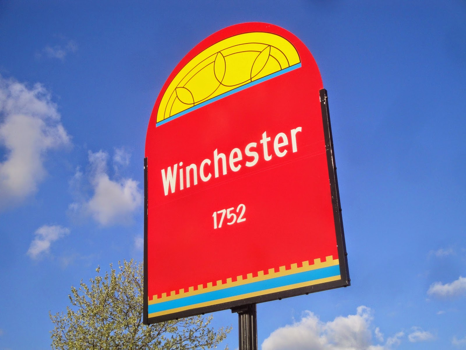 Geographically Yours Welcome Winchester Virginia