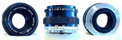 Zuiko Auto-S 50mm 1:1.8 #902