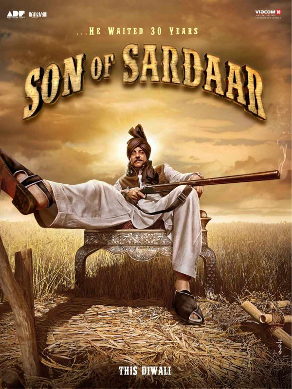 Bollytter: Son of Sardar New Posters and Wallpapers of ...
