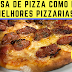 Como fazer massa de pizza caseira - igual das melhores pizzarias!