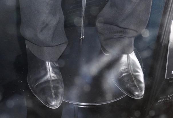 Solo Lando Calrissian costume shoes