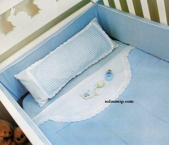 Manualidades sabanita para bebe - Telas para cunas de bebe ...