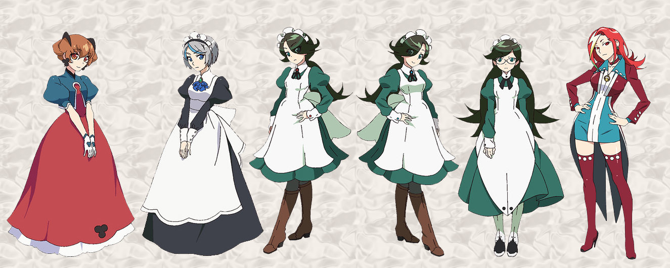 Anime Manga Games Hot Pot Ova Zaregoto Cast And Staff Announced Updated