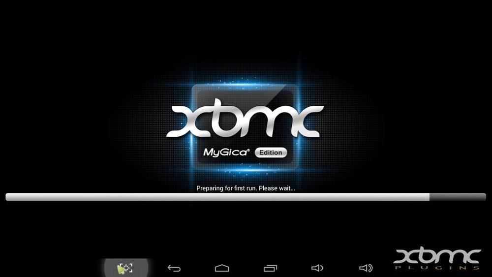 XBMC Mygica Edition