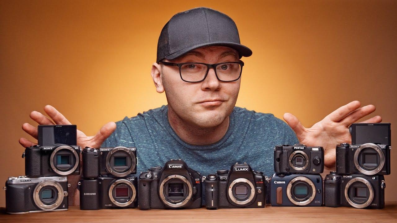 10 Cameras Under $300 for Video!