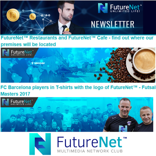 FutureNet Business of The Future: Join FutureNet For Life...