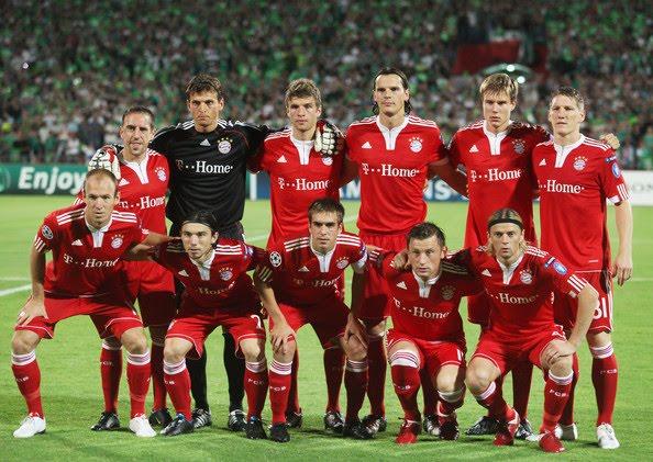 Bayern Munich Football Club