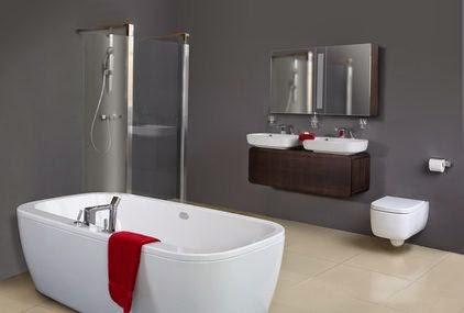 La salle de bains      الحمام