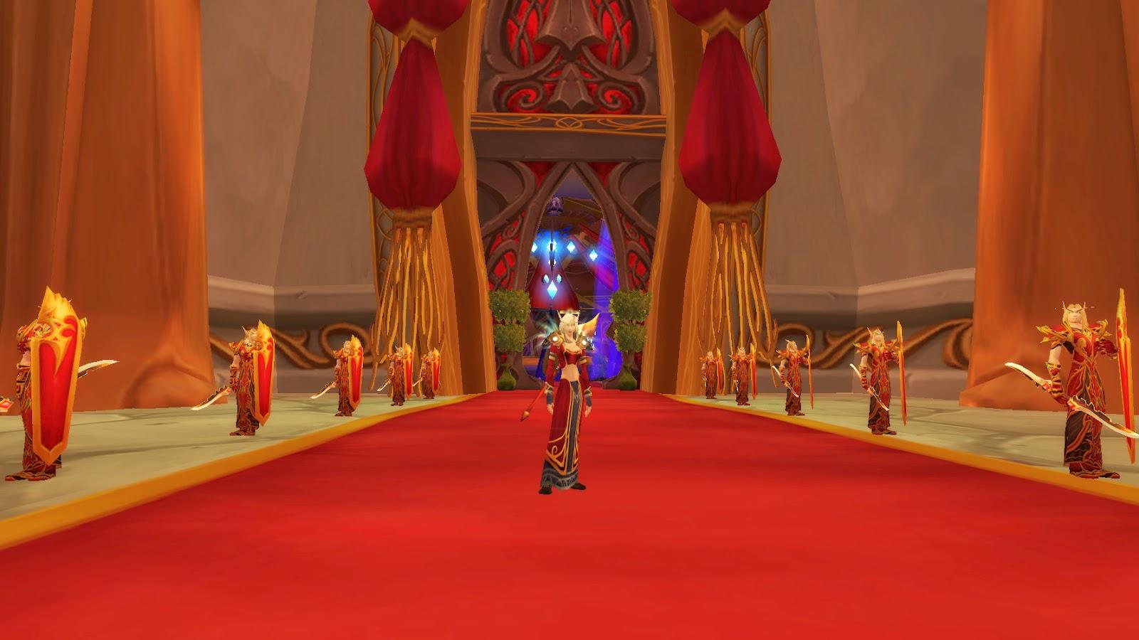 World of Warcraft Fashion
